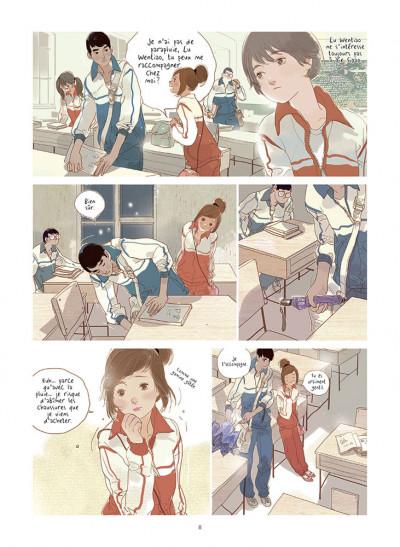 Page 3 Sur la pointe des pieds tome 3