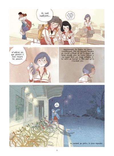 Page 4 Sur la pointe des pieds tome 3