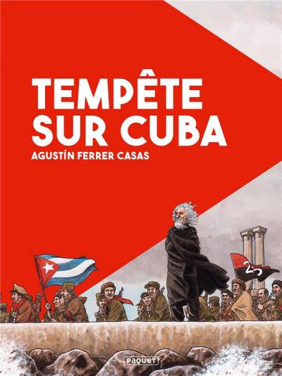 Couverture Tempête sur Cuba