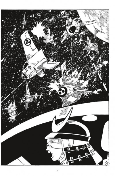 Page 5 Usagi yojimbo comics - space usagi