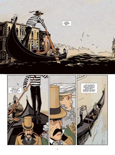 Page 1 Venise hantée - intégrale