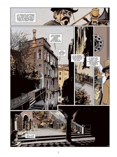 Page 2 Venise hantée - intégrale