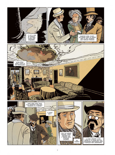 Page 3 Venise hantée - intégrale