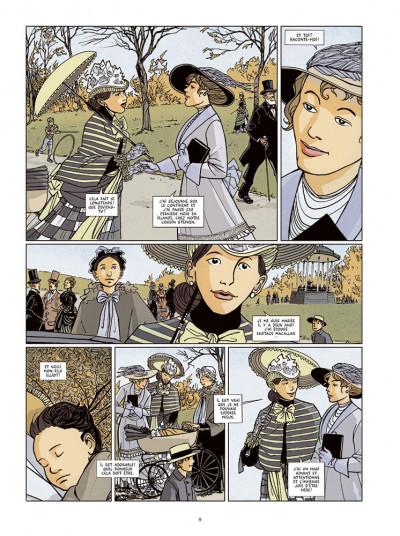 Page 5 Venise hantée - intégrale