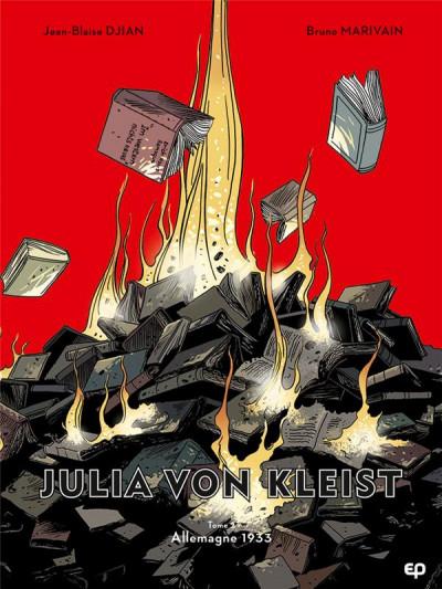 Couverture Julia Von Kleist tome 2