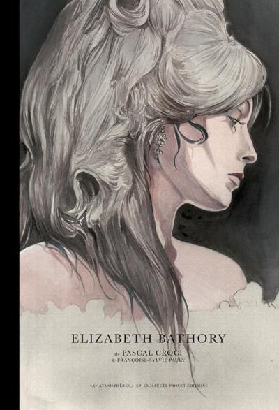 Couverture Elizabeth Bathory