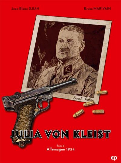 Couverture Julia von Kleist tome 3
