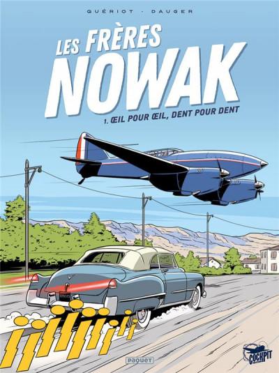 Couverture Les frères Nowak tome 1