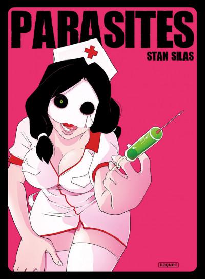 Couverture Parasites tome 3 - Coffret avec cale