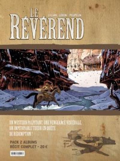 Couverture Le révérend - coffret tomes 1 et 2