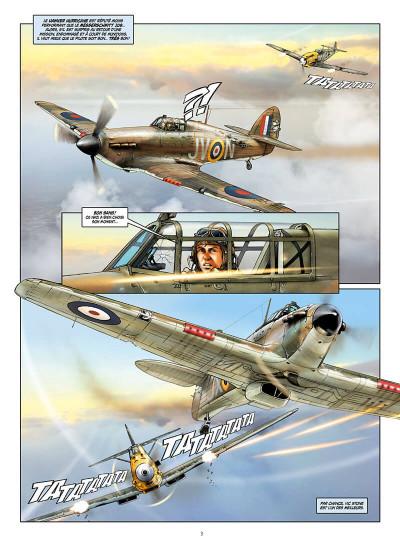 Page 3 Les ailes de l'espérance tome 1