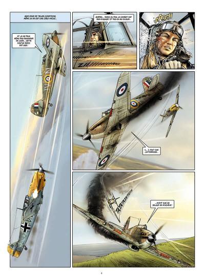Page 4 Les ailes de l'espérance tome 1