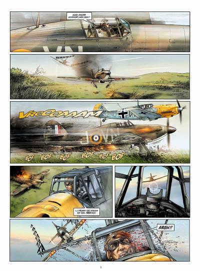 Page 5 Les ailes de l'espérance tome 1