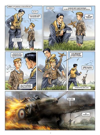 Page 7 Les ailes de l'espérance tome 1