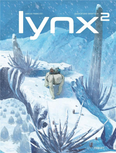 Couverture Lynx tome 2