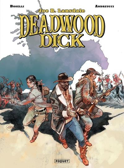 Couverture Deadwood dick tome 3