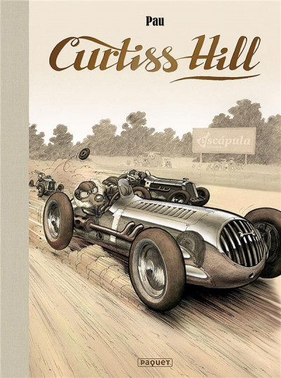 Couverture Curtiss Hill
