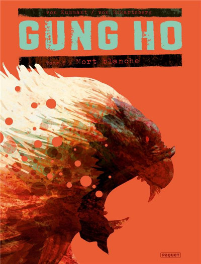 Couverture Gung ho tome 5