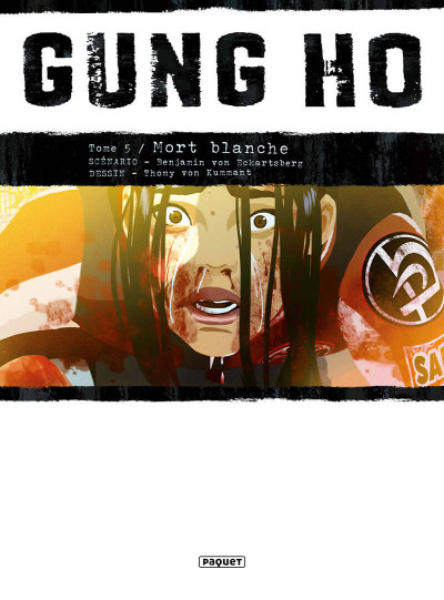 Page 3 Gung ho tome 5