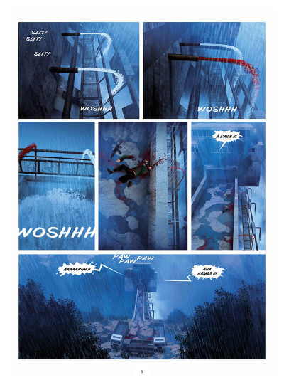 Page 5 Gung ho tome 5