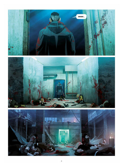 Page 7 Gung ho tome 5