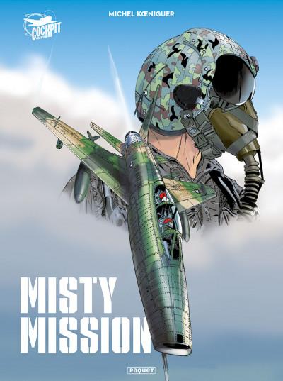 Couverture Misty mission - intégrale