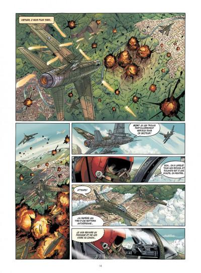 Page 1 Misty mission - intégrale
