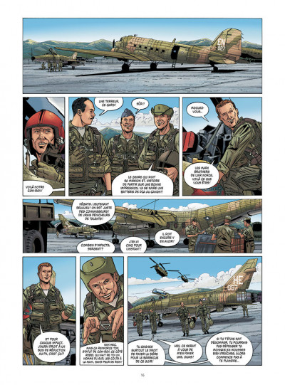 Page 3 Misty mission - intégrale