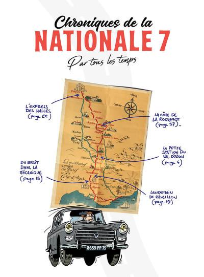 Page 3 Chroniques de la nationale 7 - Par tous les temps