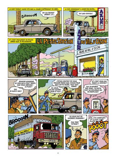 Page 4 Chroniques de la nationale 7 - Par tous les temps