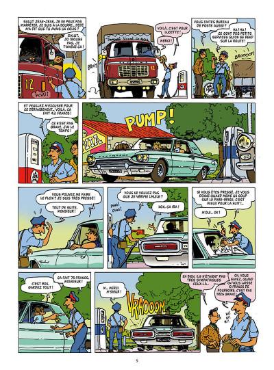 Page 5 Chroniques de la nationale 7 - Par tous les temps