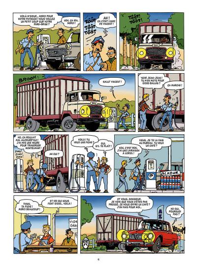 Page 6 Chroniques de la nationale 7 - Par tous les temps