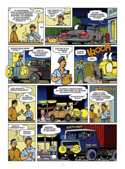 Page 7 Chroniques de la nationale 7 - Par tous les temps