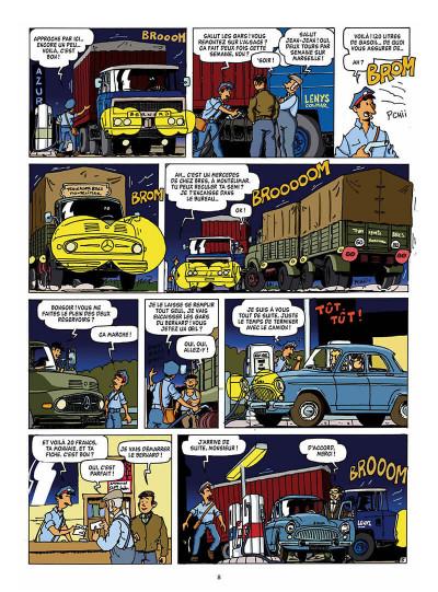 Page 8 Chroniques de la nationale 7 - Par tous les temps