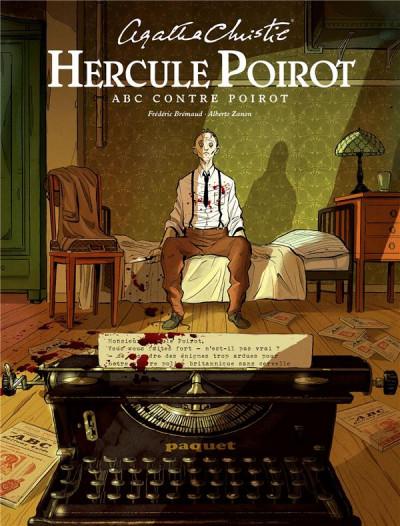 Couverture Hercule Poirot - A.B.C. contre Poirot