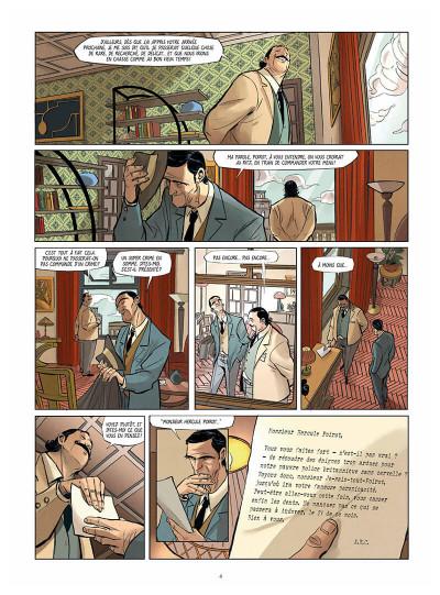 Page 4 Hercule Poirot - A.B.C. contre Poirot