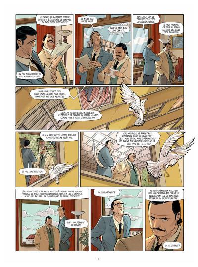 Page 5 Hercule Poirot - A.B.C. contre Poirot