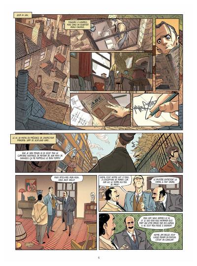 Page 6 Hercule Poirot - A.B.C. contre Poirot
