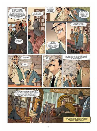 Page 7 Hercule Poirot - A.B.C. contre Poirot