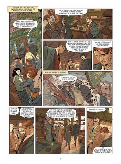 Page 8 Hercule Poirot - A.B.C. contre Poirot