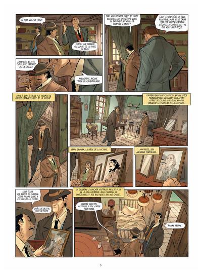 Page 9 Hercule Poirot - A.B.C. contre Poirot