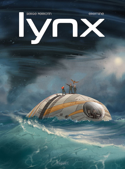 Couverture Lynx tome 1