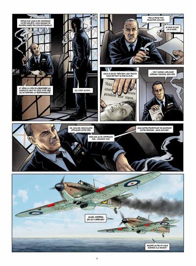 Page 6 Les ailes de l'espérance tome 2