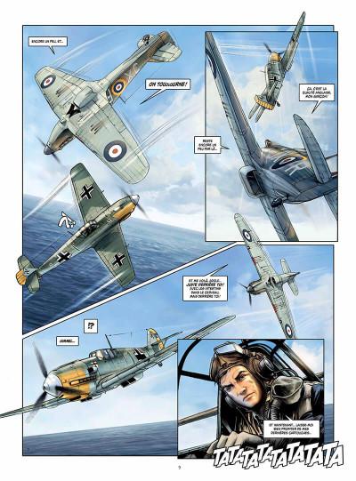Page 9 Les ailes de l'espérance tome 2