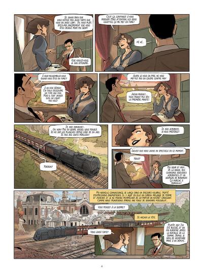 Page 4 Hercule Poirot - Le crime du golf