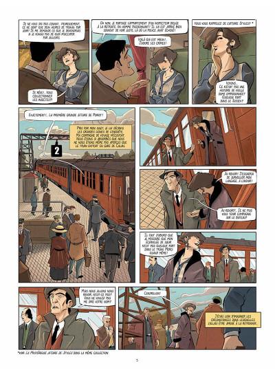 Page 5 Hercule Poirot - Le crime du golf