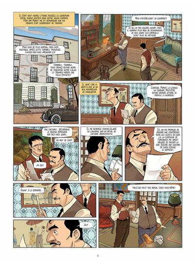 Page 6 Hercule Poirot - Le crime du golf