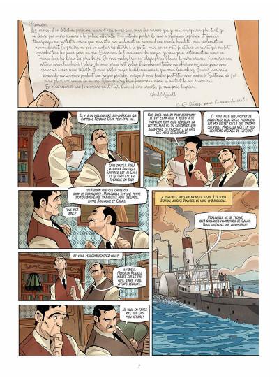 Page 7 Hercule Poirot - Le crime du golf