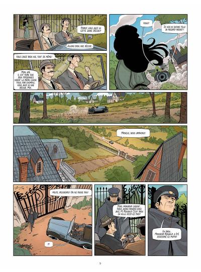 Page 9 Hercule Poirot - Le crime du golf
