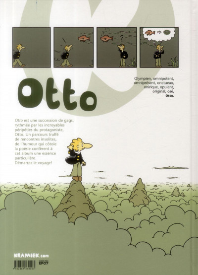 Dos Otto tome 1